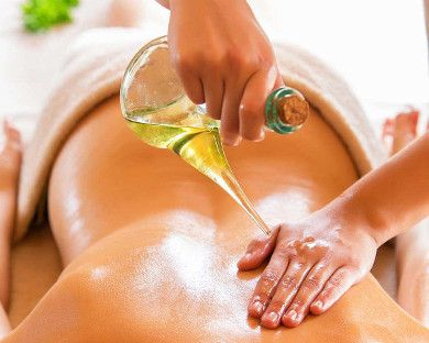 Oil Massage Kolkata